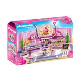 Playmobil City Life 9080 Kawiarnia Cupcake