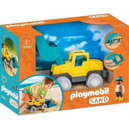 Playmobil 9145 Sand Koparka do piasku
