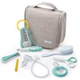 Beaba - Kosmetyczka z akcesoriami do pielęgnacji niemowląt - 920327