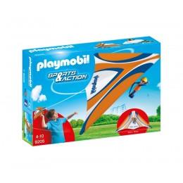 Playmobil Sports & Action 9205 Lotniarz Lucas - latawiec z figurką
