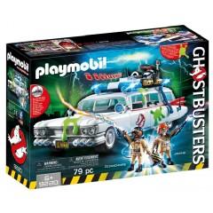 Playmobil 9220 Pogromcy Duchów - Pojazd Ecto-1