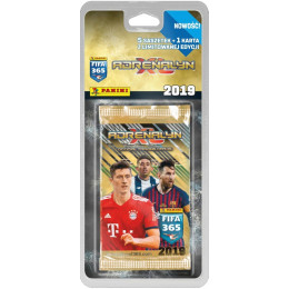 Panini Adrenalyn XL - Fifa 365 - Karty kolekcjonerskie z piłkarzami 2019 - 09433