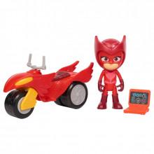 Pidżamersi - Księżycowy motocykl Sowelli - Pojazd i figurka 95112