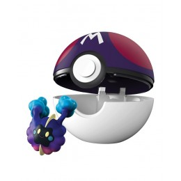 Pokemony - Figurka Cosmog i Master Ball - Clip 'n' Go 96232