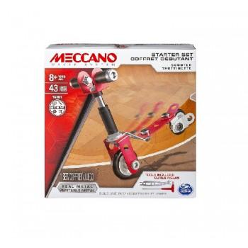 Meccano 16201 Zestaw dla początkujących - skuter