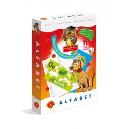 Alexander - Gra edukacyjna - Alfabet- 3153