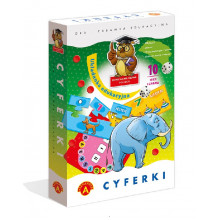 Alexander - Gra edukacyjna - Cyferki - 3160