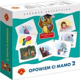 Alexander - Gra Edukacyjna - Opowiem Ci Mamo 2 - 3802