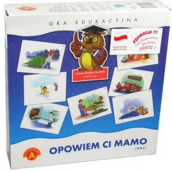 Alexander - Gra Edukacyjna - Opowiem Ci Mamo XXL - 4007
