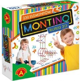 Alexander - Montino Rurki 3D - 230 elementów - 2268