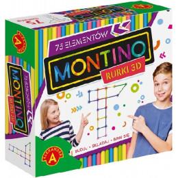Alexander - Montino Rurki 3D - 75 elementów - 2278