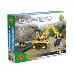 Alexander - Klocki Konstrukcyjne - Mały Konstruktor - Hulk 1626
