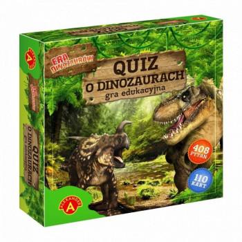 Alexander - Quiz o dinozaurach - 4020