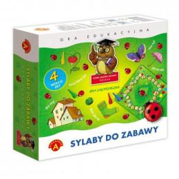 Alexander - Gra edukacyjna - Sylaby do zabawy - 3611