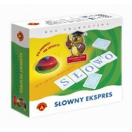 Alexander - Gra Edukacyjna - Słowny ekspres - 4083