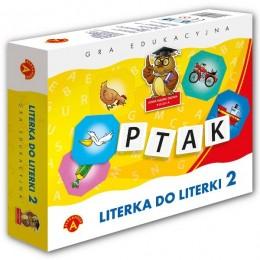 Alexander - Gra Edukacyjna - Literka do literki 2 - 4618