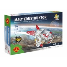 Alexander - Klocki Konstrukcyjne - Mały Konstruktor - Apis - 5010