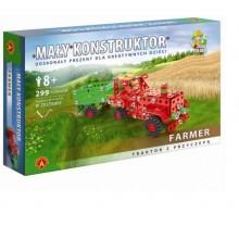 Alexander - Klocki Konstrukcyjne - Mały Konstruktor - Farmer - 12163