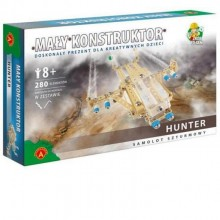 Alexander - Klocki Konstrukcyjne - Mały Konstruktor - Hunter - 12125