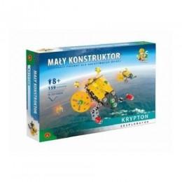 Alexander - Klocki Konstrukcyjne - Mały Konstruktor - Krypton - 6192