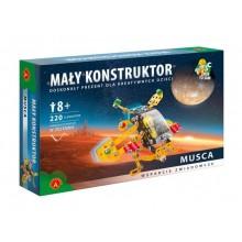 Alexander - Klocki Konstrukcyjne - Mały Konstruktor - Musca