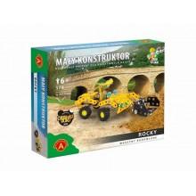 Alexander - Klocki Konstrukcyjne - Mały Konstruktor - Rocky - 6307