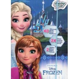 Tm Toys DKC8170 Kraina Lodu Fantasy Book - Szkicownik