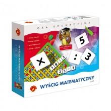 Alexander - Gra edukacyjna - Wyścig matematyczny - 7213