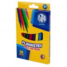 Astra – Pisaki Flamastry 10 kolorów – 0023