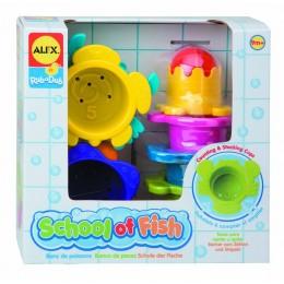 Alex Toys 836W Zabawki do wody - Kubki Zwierzątka Morskie