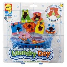 Alex Toys 855 Zabawki do wody - Puzzle- Brudne Ubranka