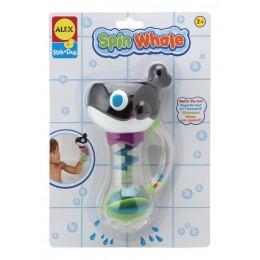 Alex Toys 873 Zabawka do wody Wieloryb - Wodospad