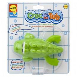 Alex Toys A849 Zabawki do wody - Nakręcany Krokodyl
