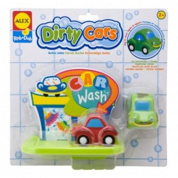 Alex Toys A888W Zabawki do wody - Brudne autka