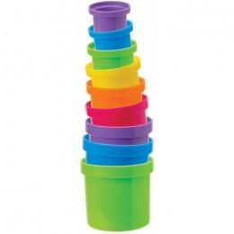 Alex Toys 816 Zabawki do wody - Kolorowe Kubeczki