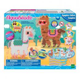 Aquabeads – Wodne koraliki – Urocze lamy – 31596
