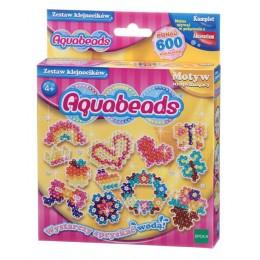 Aquabeads - Wodne Koraliki 31648 Zestaw Klejnocików + Szablony