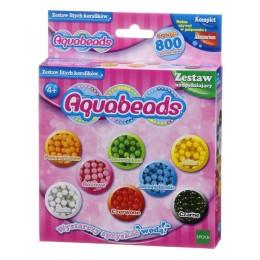 Aquabeads - Wodne Koraliki 31658 Zestaw Litych Koralików