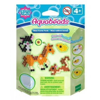 Aquabeads – Wodne koraliki – mały zestaw kreatywny zielony – 31771