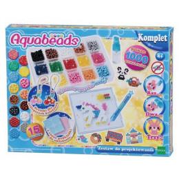 Aquabeads - Wodne Koraliki - Zestaw do projektowania - 31798