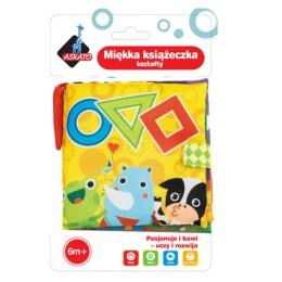 Askato – Miękka książeczka – Kształty 0101385