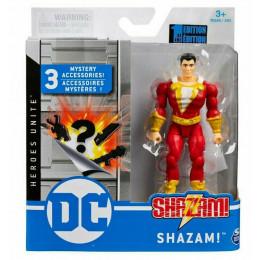DC Heroes – Figurka akcji z akcesoriami 10 cm – Shazam – 3844