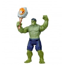 Avengers - Figurka Hulka 14cm i dodatki - E0563 E1405