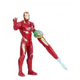 Avengers - Figurka Iron Man 13cm i dodatki - E0605 E1406