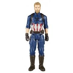 Avengers - Figurka Kapitana Ameryki 30cm - E0570 E1421