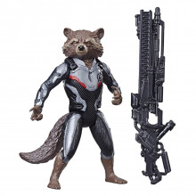 Avengers Marvel - Figurka Rocket Raccoon - Titan Hero E3308 E3917