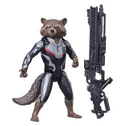Avengers Marvel - Figurka Rocket Raccoon - Titan Hero E3308 E3917