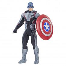Avengers - Kapitan Ameryka - Figurka z akcesoriami E3927
