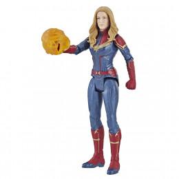 Avengers - Kapitan Marvel - Figurka z akcesoriami E3928