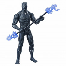 Avengers Marvel - Czarna Pantera - Figurka z akcesoriami E3348 E3931